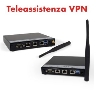 Teleassistenza VPN